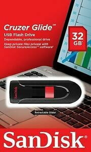 Pen Drive 32 GB, USB 3.0 Flash Drive