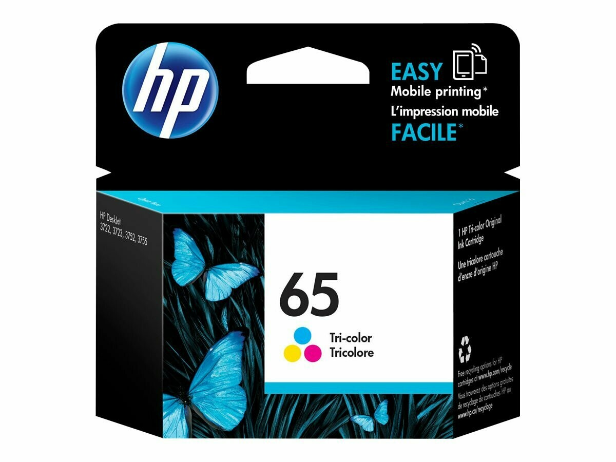 Ink HP 65 Color