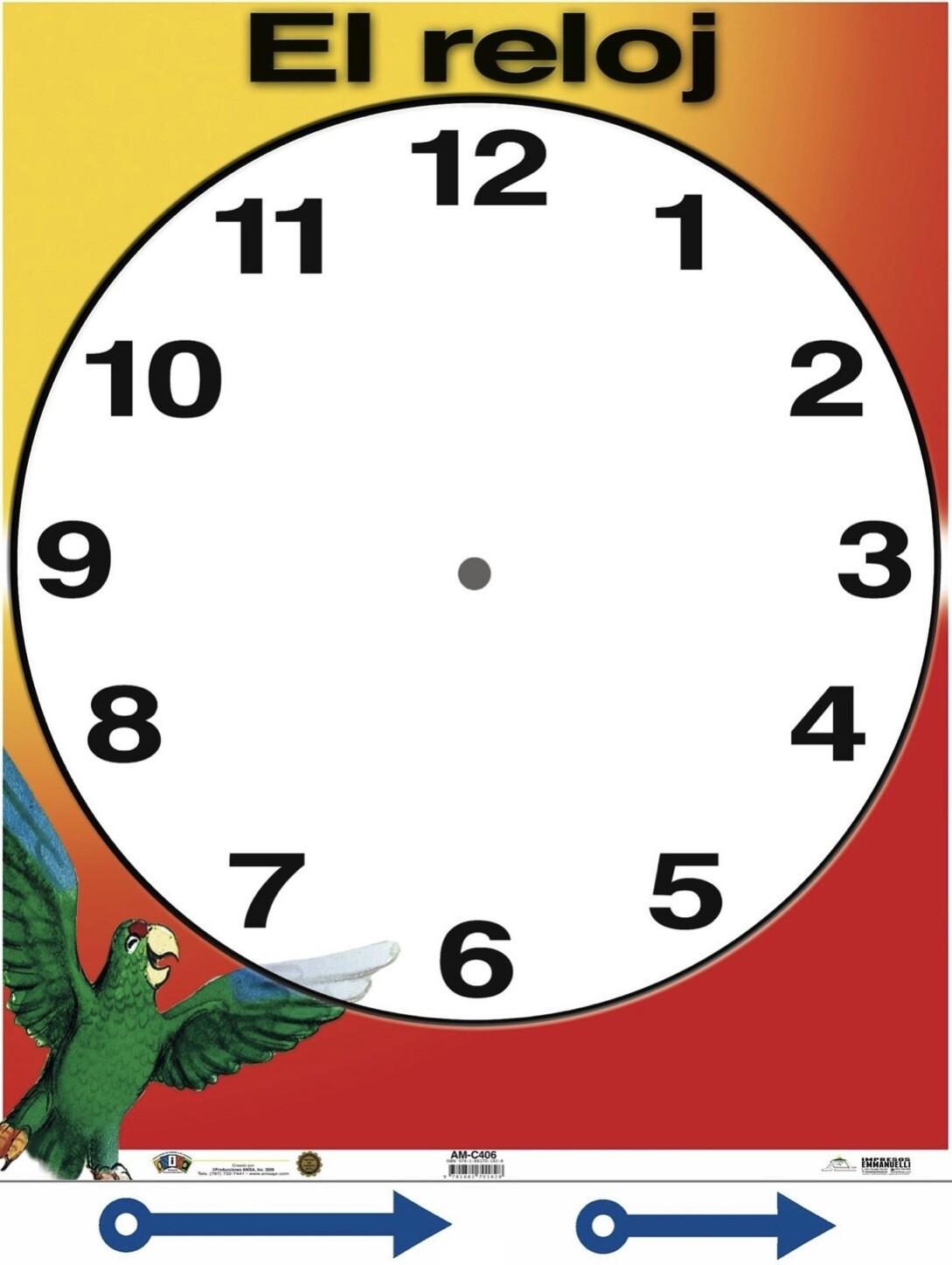 Poster El Reloj