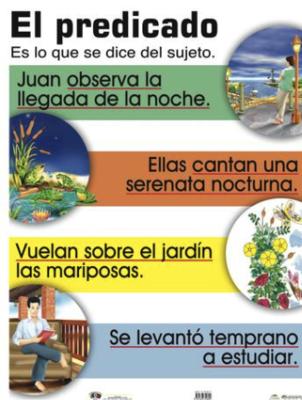 Poster El predicado