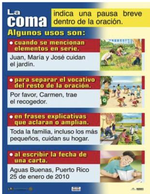 Poster La Coma