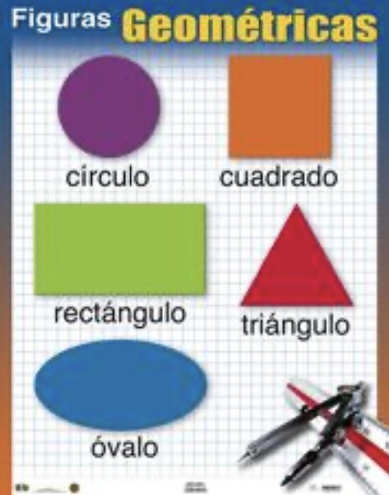 Poster Figuras Geométricas