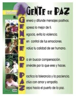 Poster Agente De Paz