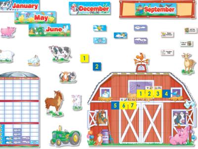 BBS Calendar Farm (221 pieces)