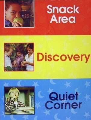 Photographic Center Signs Bulletin Board Sets
