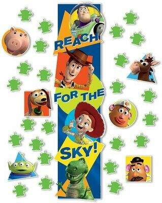 Door Decor Toy Story