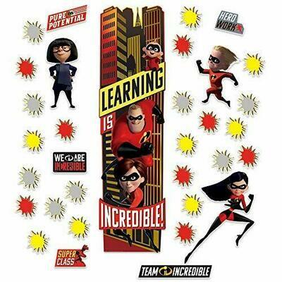 Door Decor The Incredibles