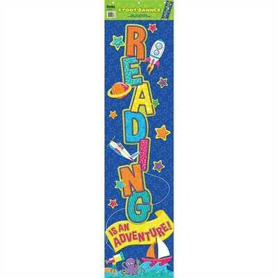 Banner Vertical Reading 12