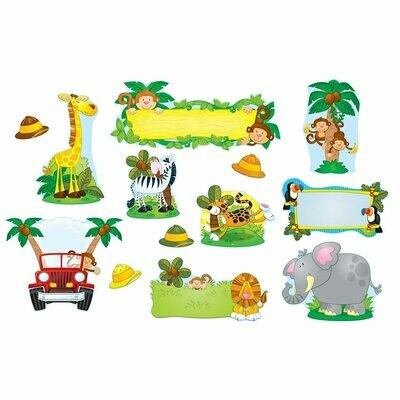 BBS Jungle Safari (44 pcs)