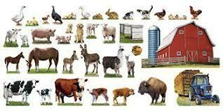 BBS Animals on the Farm (37 pcs)
