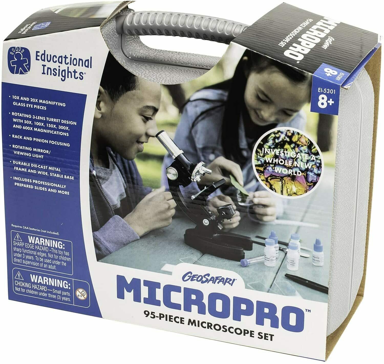 Educational Insights GeoSafari MicroPro- Microscope