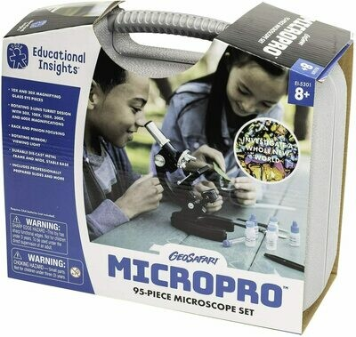 Educational Insights GeoSafari MicroPro- Microscope