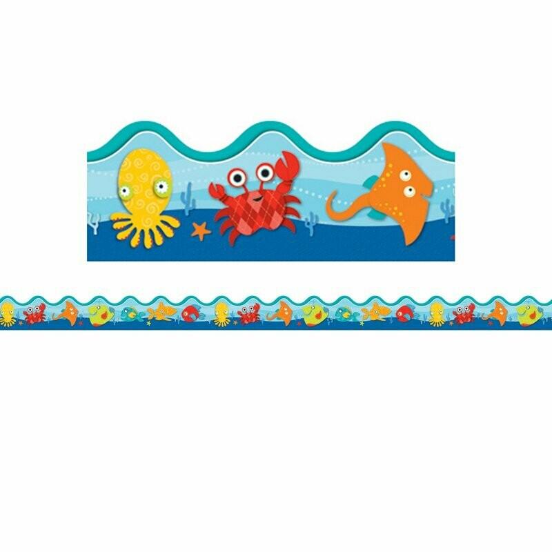 Border Seaside Splash