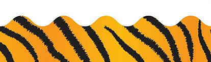Border Tiger Print