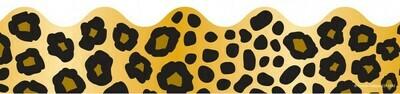 Border Leopard Print
