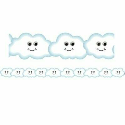 Border Happy Clouds