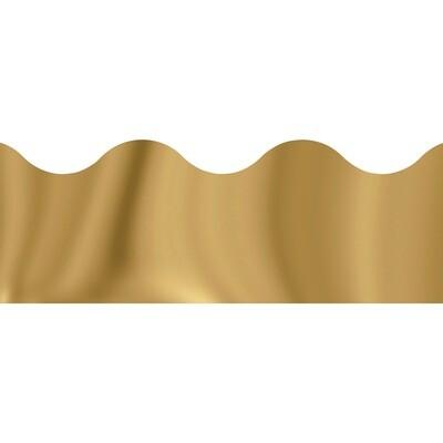 Border Gold Metallic