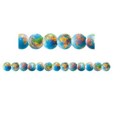 Border Globe Earth