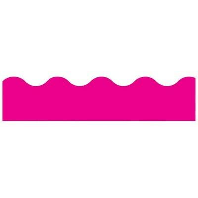 Borders 39 feet- Hot Pink