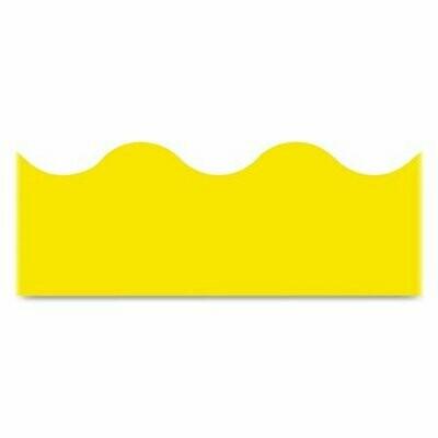 Borders 39 feet- Yellow
