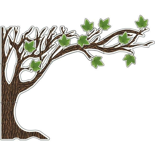 BBS Woodland Whimsy Big Tree (49 pcs)