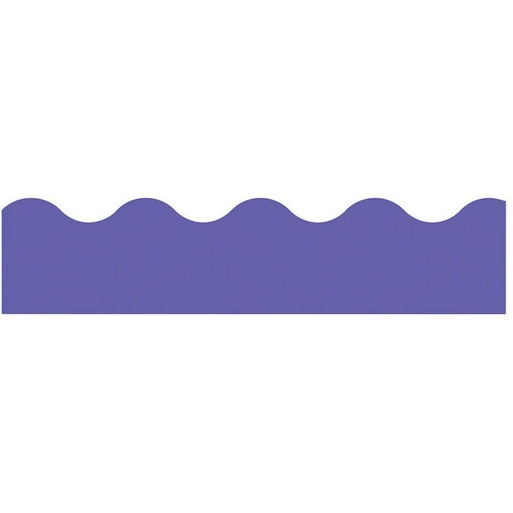 Borders 39 feet- Purple