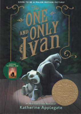 Novel The One and Only Ivan