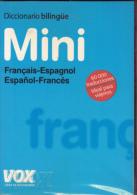 Diccionario VOX Mini Frances-Español, Español-Frances