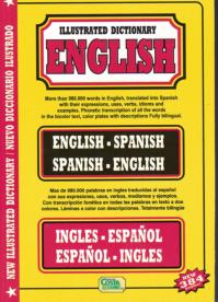 Dict. English/Spanish Illustrated