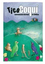 Story Book Tico Coquí - English 6