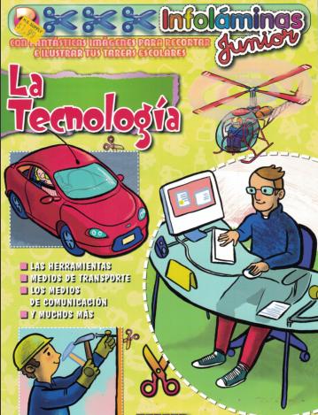 Libro de láminas: La tecnología
