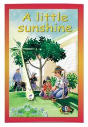Story Book A Little Sunshine - English 6