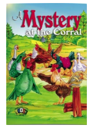 Big Book A Mystery at the Corral- Inglés