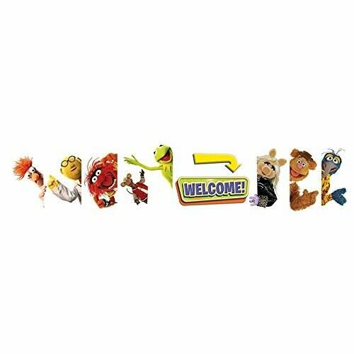 Welcome Muppets Go-Around