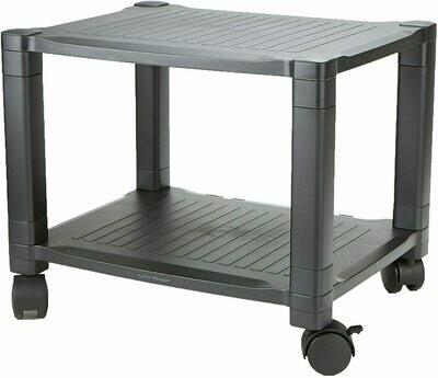 Printer Cart Small, Black