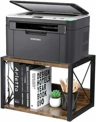 2 Tier Desktop Storage Organizer Shelves