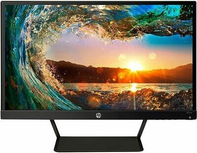 Monitor HP Pavilion, Monitor IPS LED HDMI, VGA de 21.5 pulgadas, Negro