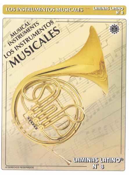 Láminas Instrumentos Musicales