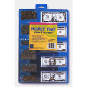 Money Tray Coins & Currency