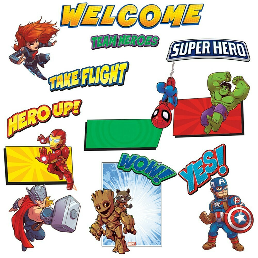 BBS Welcome Super Hero (24 pcs)