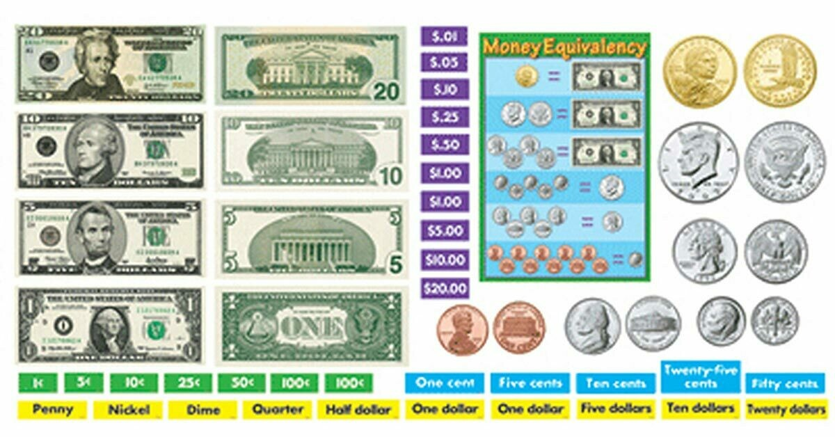 BBS U.S. Money (st)