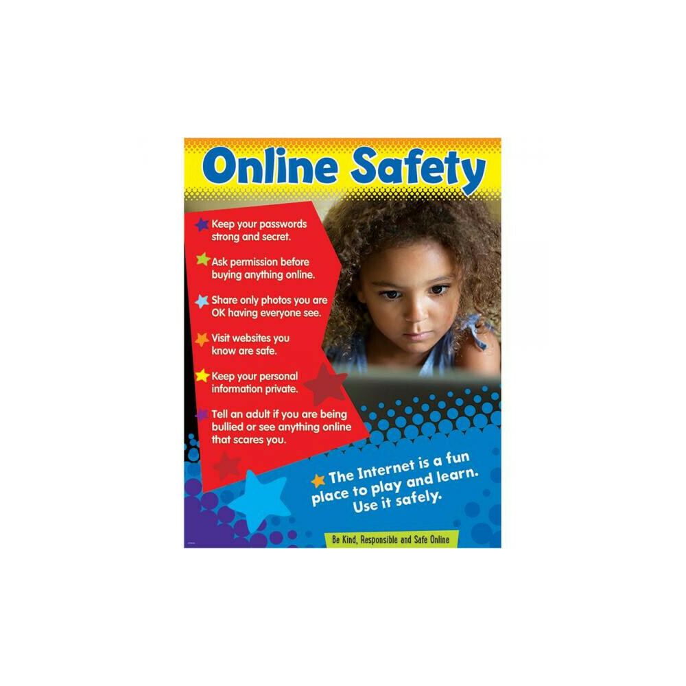 Poster Online Safety