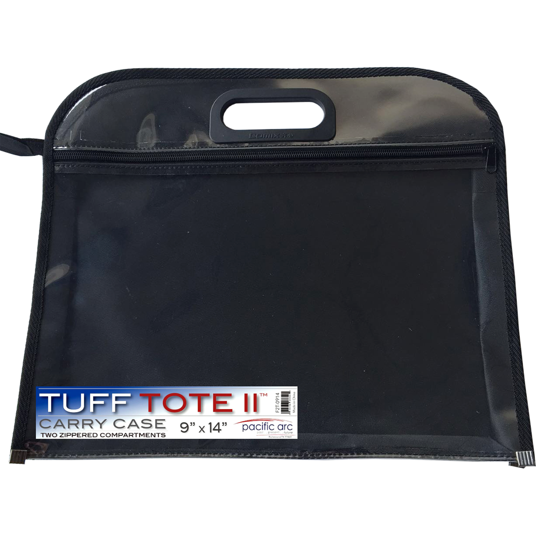 """Carry Case 9"""" x 14"""" w/Handle"""
