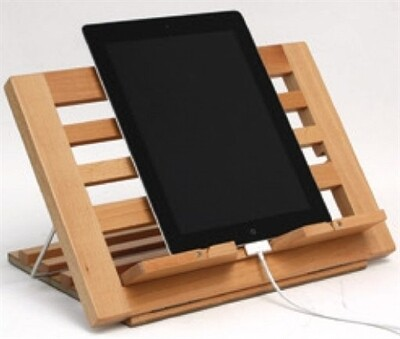 Easel Table Book Stand