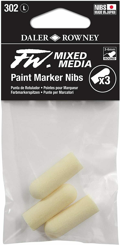 FW Marker Nibs Sets L [pk-3]
