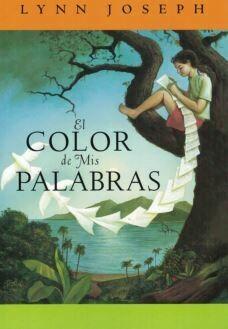 Novel El Color de Mis Palabras