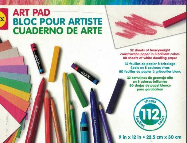 Art Pad Construction & Drawing