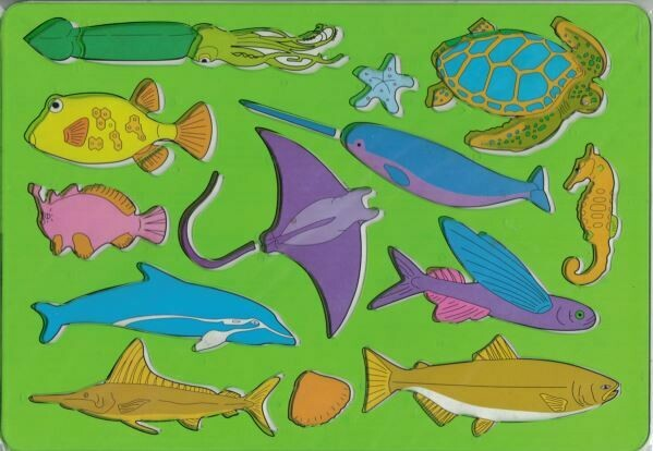 Stencils Pictures- Fish