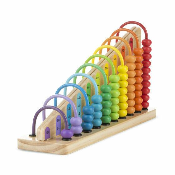 Abaco Suma y Resta- Educational abacus