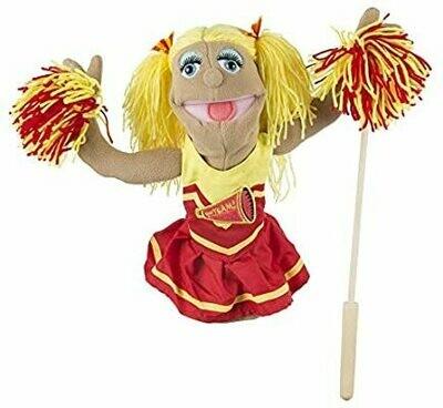 Puppet Cheerleader